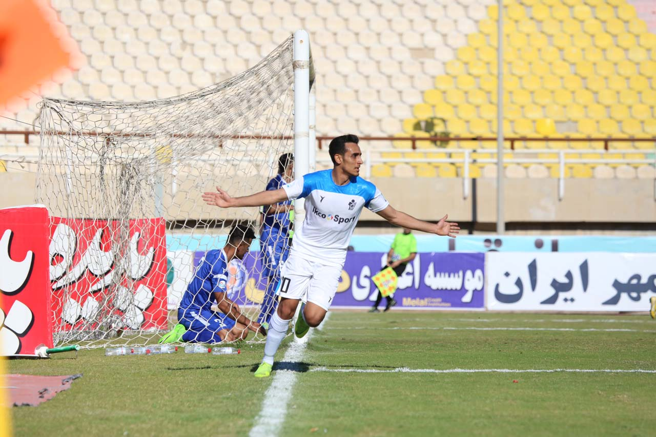 Another valueable away victory of paykan versus Esteghlal khoozestan
